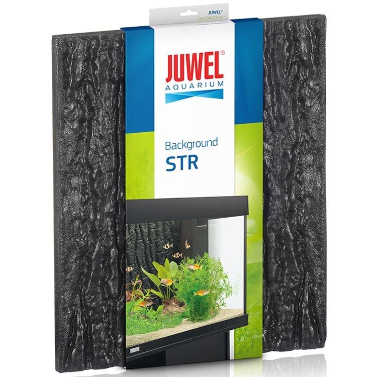 JUWEL STR 600 plaque de fond 3D 50 x 59,5 cm pour l\'habillage de la vitre arrière de votre aquarium