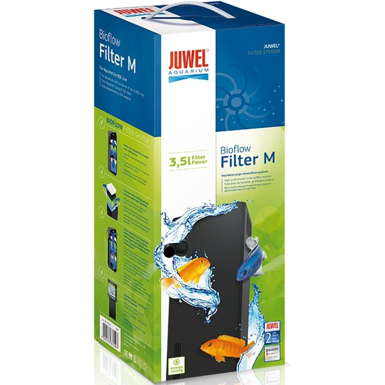 JUWEL BioFlow 3.0 filtre biologique à décantation de 3L pour aquarium jusqu\'à 240L. Livré complet.