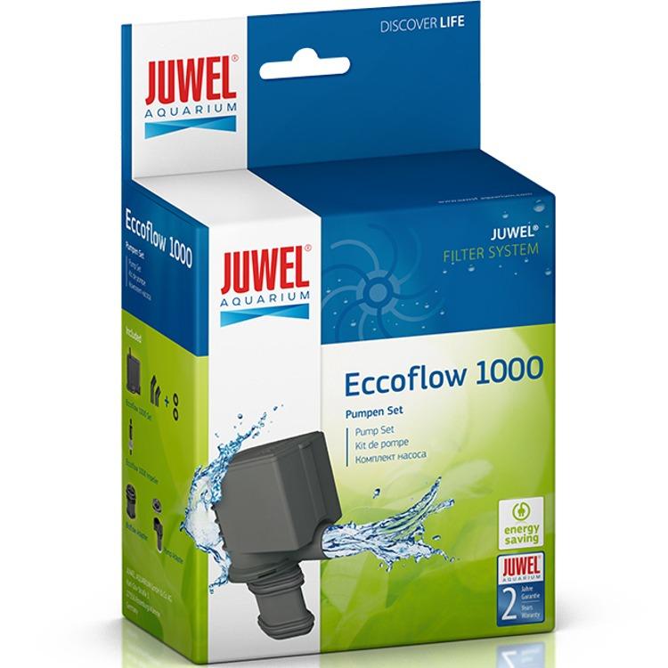 JUWEL Kit pompe EccoFlow 1000 débit 1000 L/h pour filtre d\'aquarium JUWEL Rio 300, Rio 400, Vision 250, 260, 450, Trigon 350...