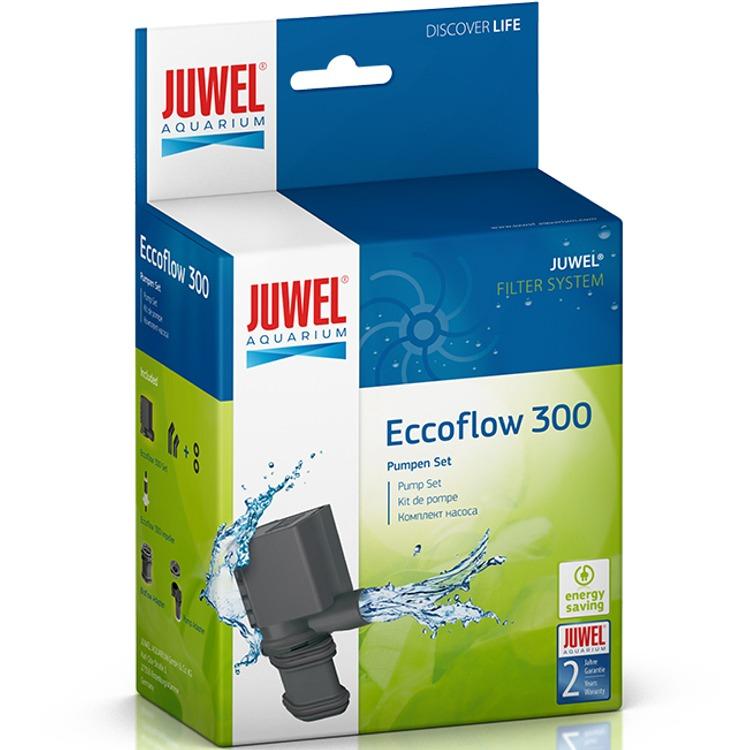 Pompe Juwel EccoFlow 300 débit 300L/h pour filtre d\'aquarium JUWEL Rekord 600, 700, Korall 60 et Vio 40