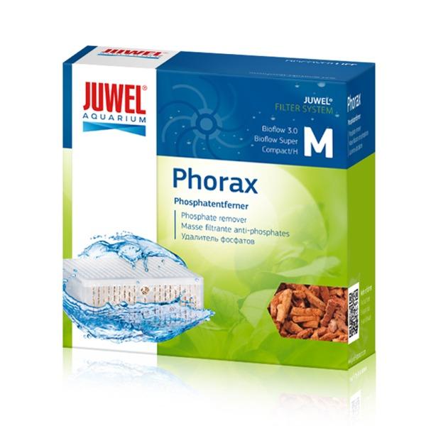 JUWEL Phorax M masse filtrante anti-phosphates pour filtre Juwel Bioflow 3.0 et Compact. Dimensions 9,9 x 9,9 x 4,8 cm