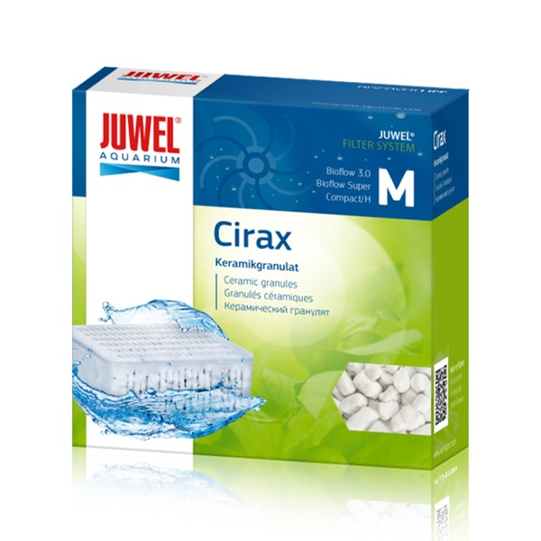 JUWEL Cirax M support bactérien poreux de rechange pour filtre Juwel Bioflow 3.0 et Compact. Dimensions 9,9 x 9,9 x 4,8 cm