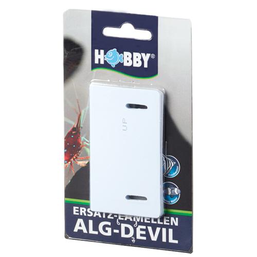 HOBBY Tête de remplacement 11 lamelles pour racloir Alg-Devil