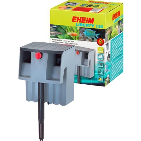 EHEIM Liberty 130 filtre suspendu 570 L/h pour aquarium jusqu\'à 130 L