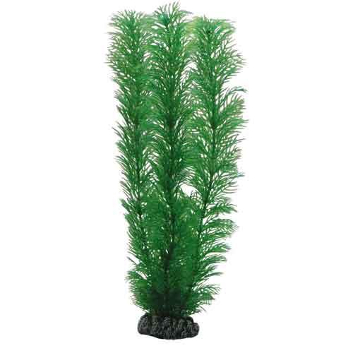 HOBBY Egeria 20 cm plante artificielle pour aquarium