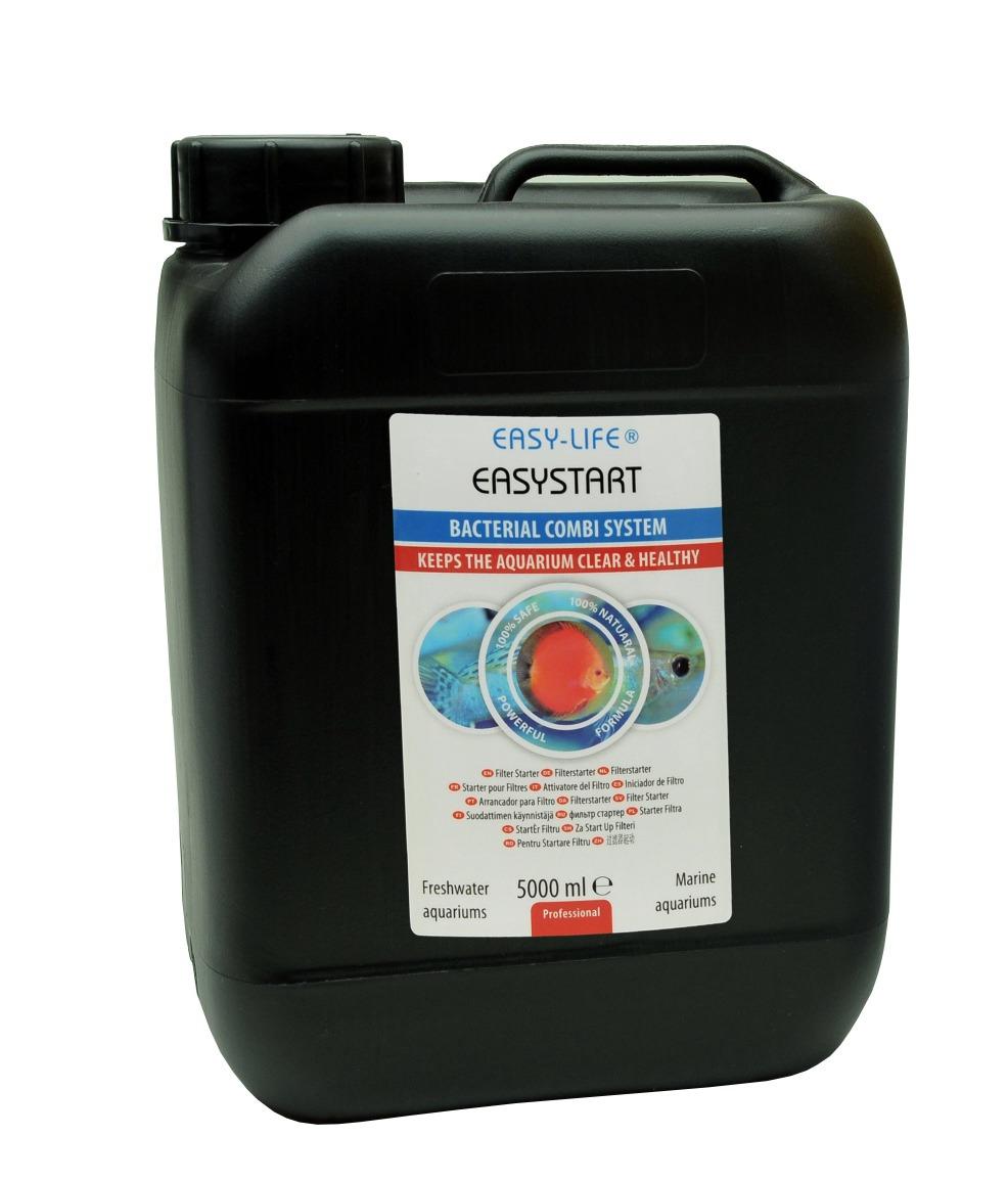 EASY-LIFE EasyStart 5000ml conditionneur naturel pour le démarrage des aquariums jusqu\'à 5000 litres