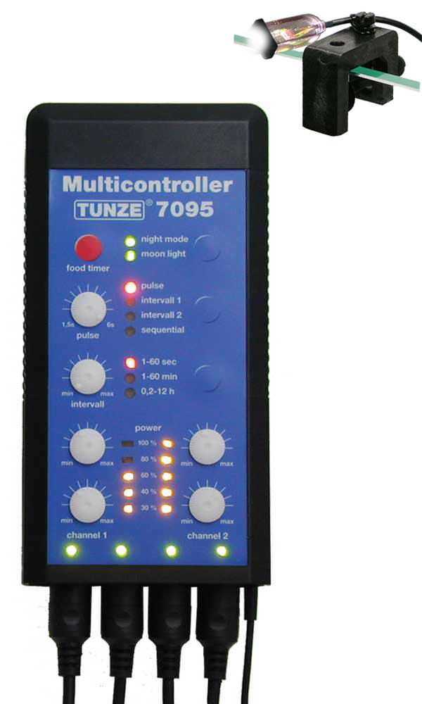TUNZE Multi Controller 7095.00 appareil de régulation numérique pour pompes Tunze à flux variable