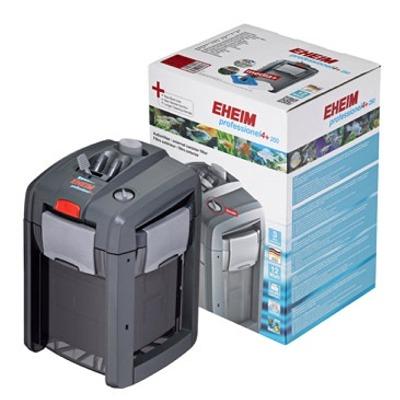 EHEIM 2271 professionel 4+ 250 filtre extérieur pour aquarium jusqu\'à 250 L avec masses filtrantes