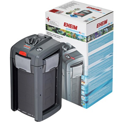 EHEIM 2275 professionel 4+ 600 filtre extérieur pour aquarium jusqu\'à 600 L avec masses filtrantes