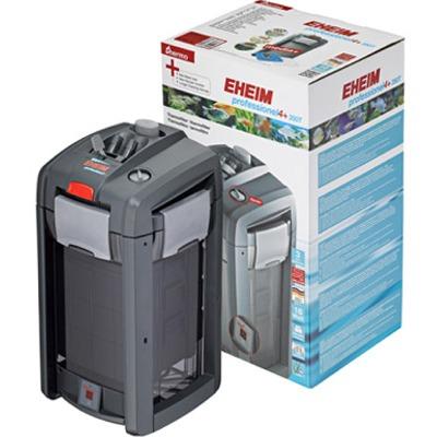 EHEIM 2373 professionel 4+ 350T thermofiltre extérieur pour aquarium jusqu\'à 350 L avec masses filtrantes et chauffage intégré