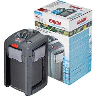 EHEIM 2274 professionel 4e+ 350 filtre extérieur électronique pour aquarium jusqu\'à 350 L avec masses filtrantes