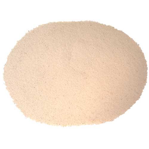HOBBY Sable du désert blanc granulométrie 0 à 1 mm 25 kg substrat pour animaux du desert et du sable