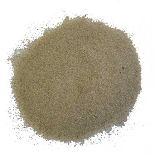HOBBY Sable du désert nature granulométrie 1 à 3 mm 25 kg substrat pour animaux du desert et du sable