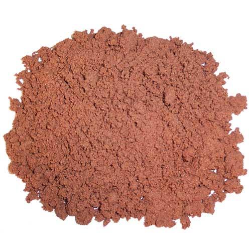 HOBBY Sable du désert rouge granulométrie 1 à 3 mm 25 kg substrat pour animaux du desert et du sable