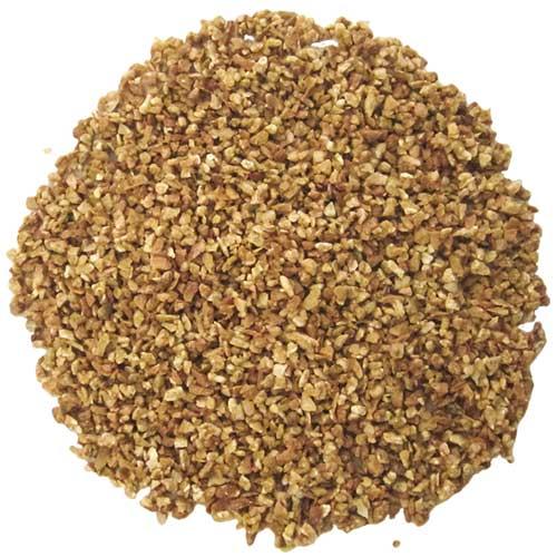 HOBBY Terrano Calcium ocre granulométrie 2 à 3 mm 25 kg pour sauriens, les serpents et les tortues