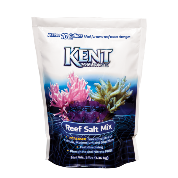 Kent reef salt mix sac 1 36 kg sel pour la reconstitution for Boutique aquariophilie