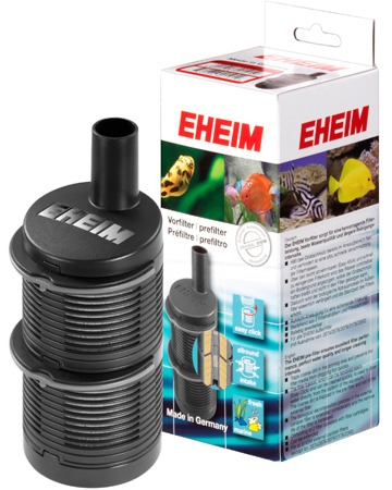 EHEIM Préfiltre supplémentaire pour filtres externes et pompe universelle EHEIM Powerhead Aquaball