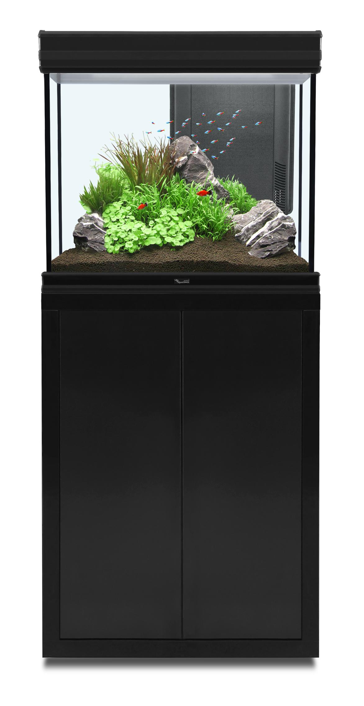 aquarium-aquatlantis-fusion-60-noir-meuble