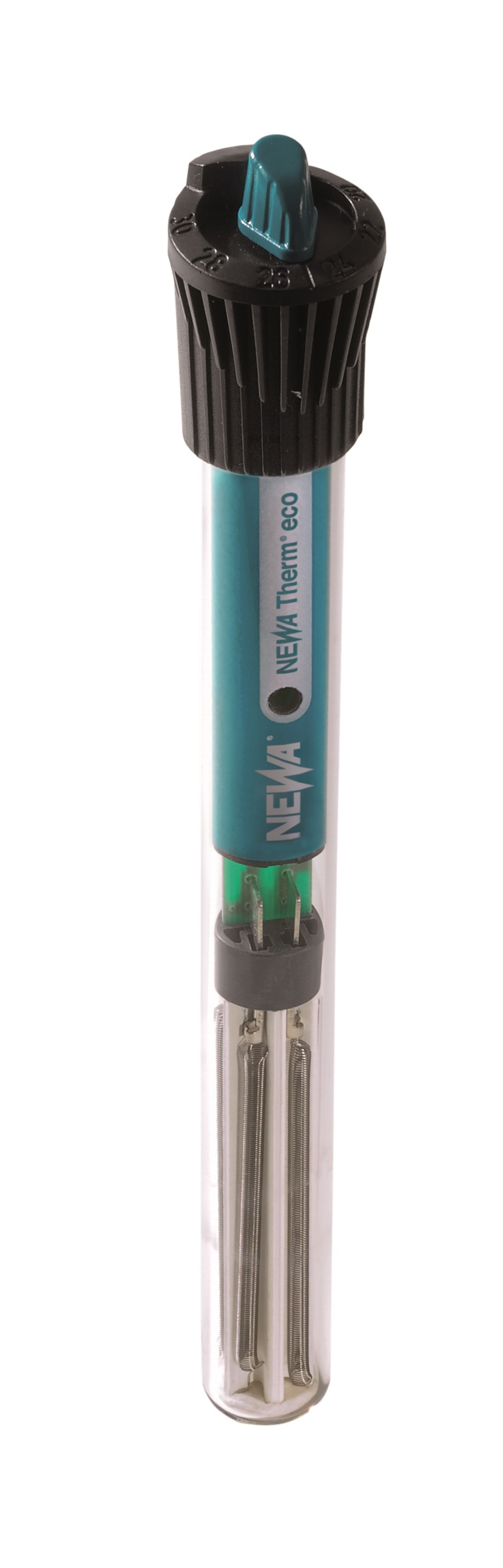 NEWA Therm Eco 100W chauffage avec thermostat intégré pour aquarium de 50 à 100 L