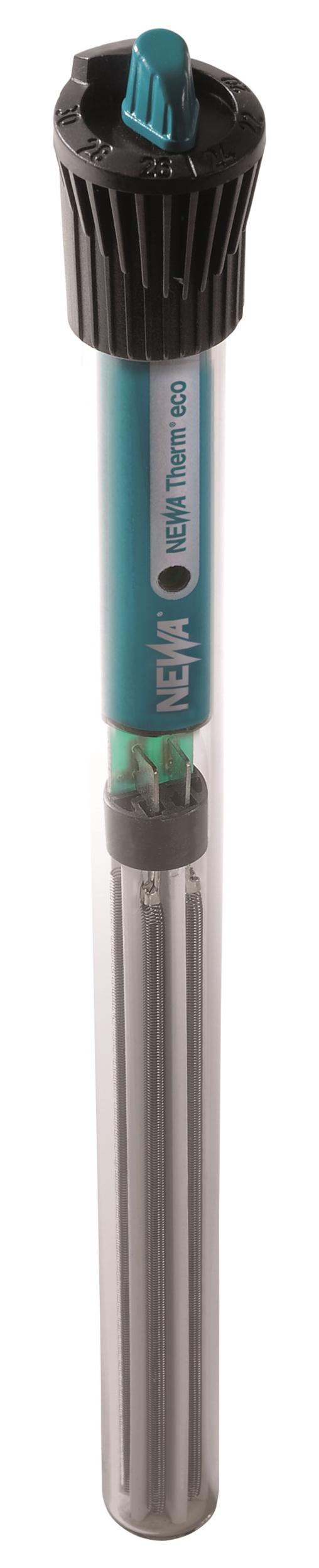 NEWA Therm Eco 150W chauffage avec thermostat intégré pour aquarium de 75 à 150 L