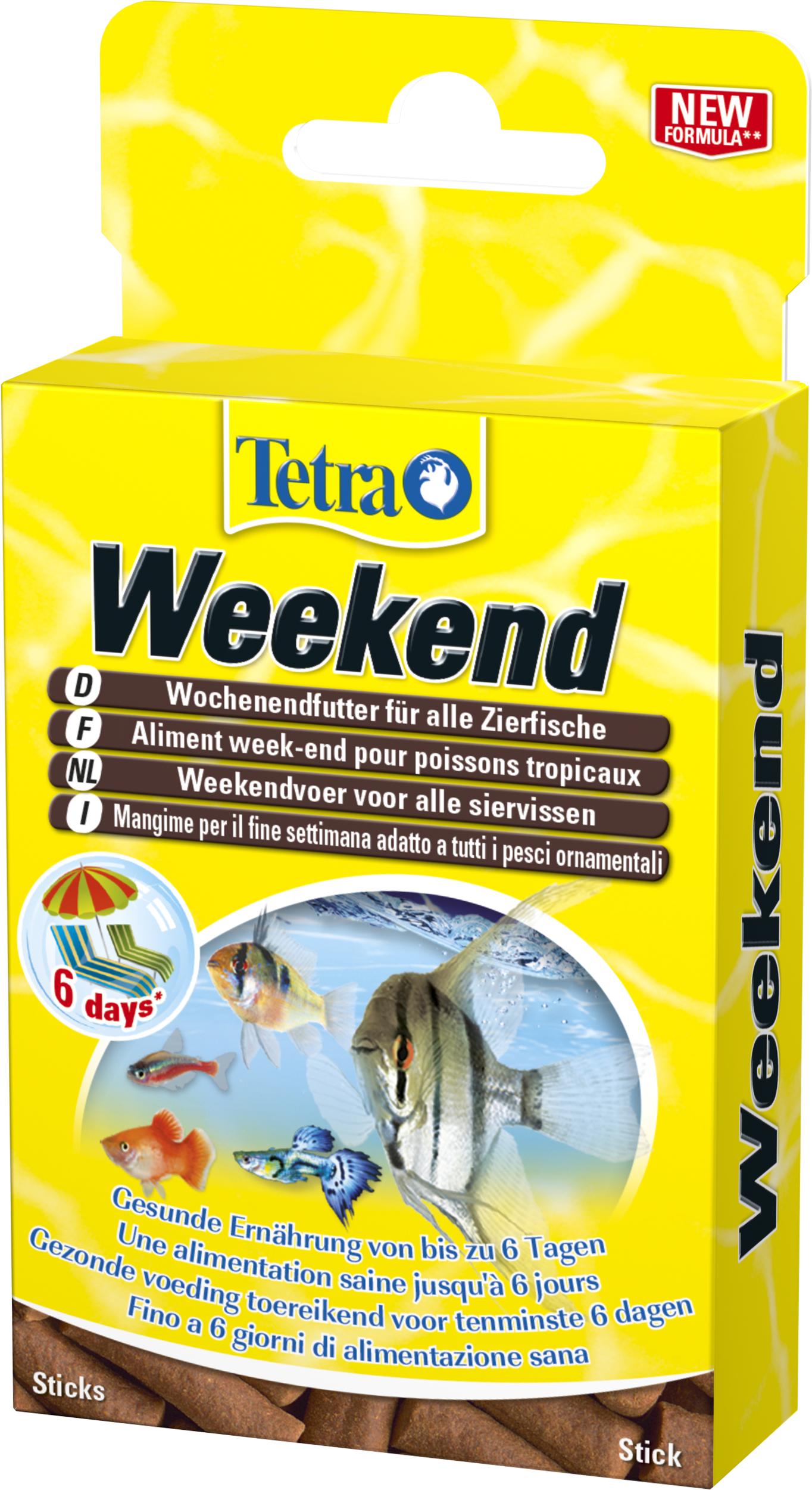 TETRA-TETRAMIN-WEEKEND