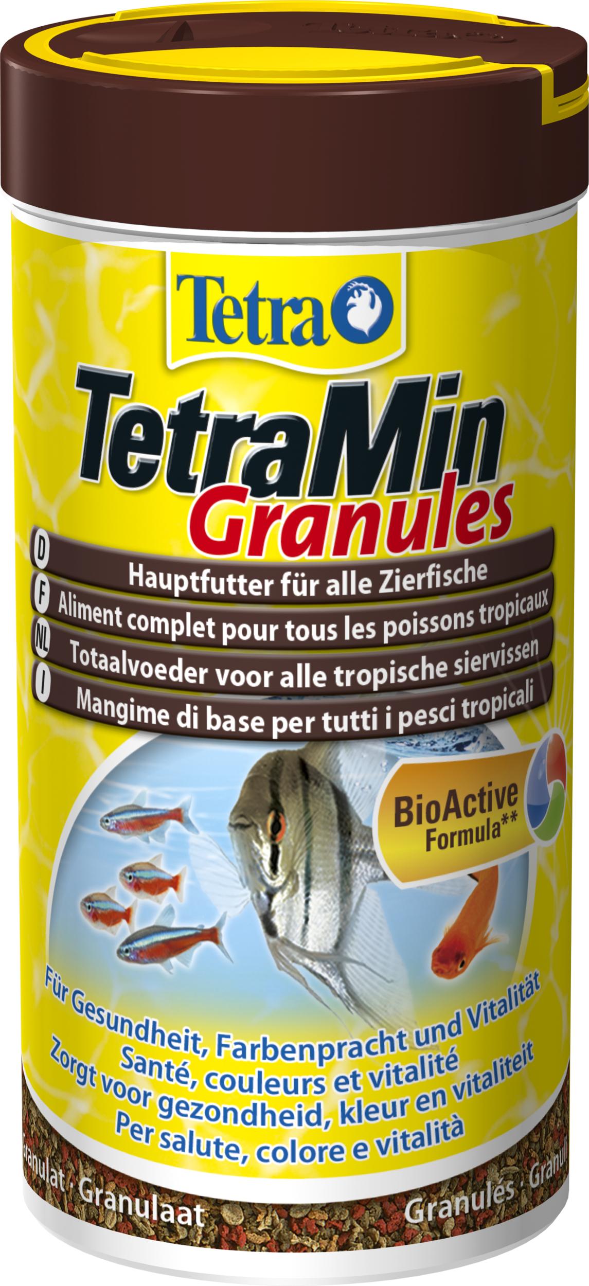 tetra-tetramin-granules