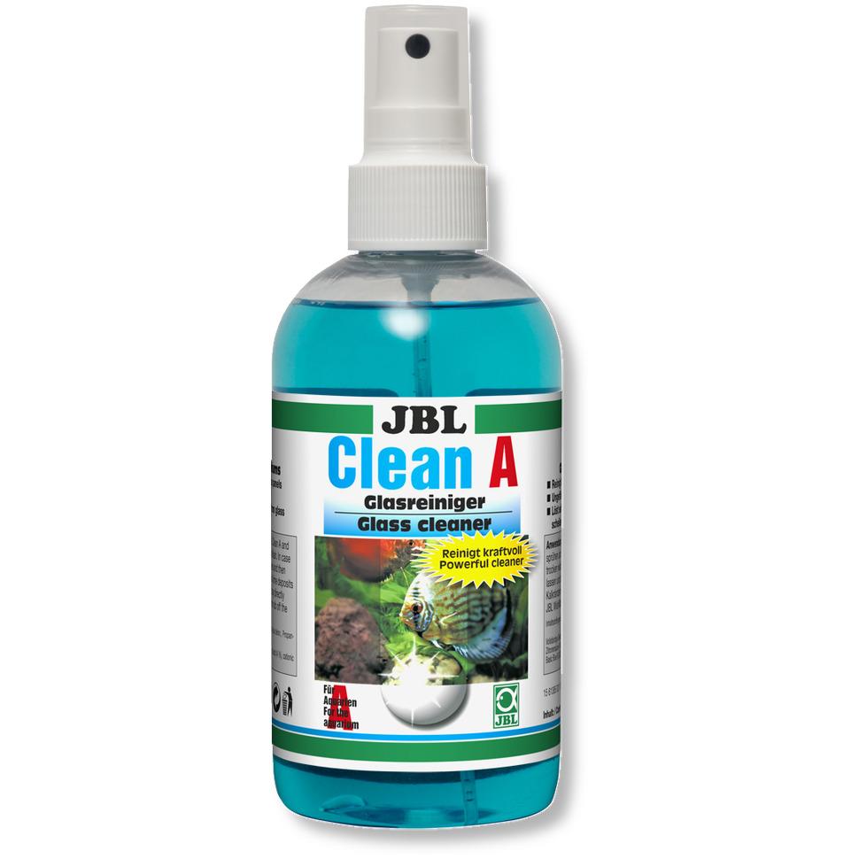 Jbl clean a nettoyant pour les vitres de votre aquarium for Produit pour aquarium
