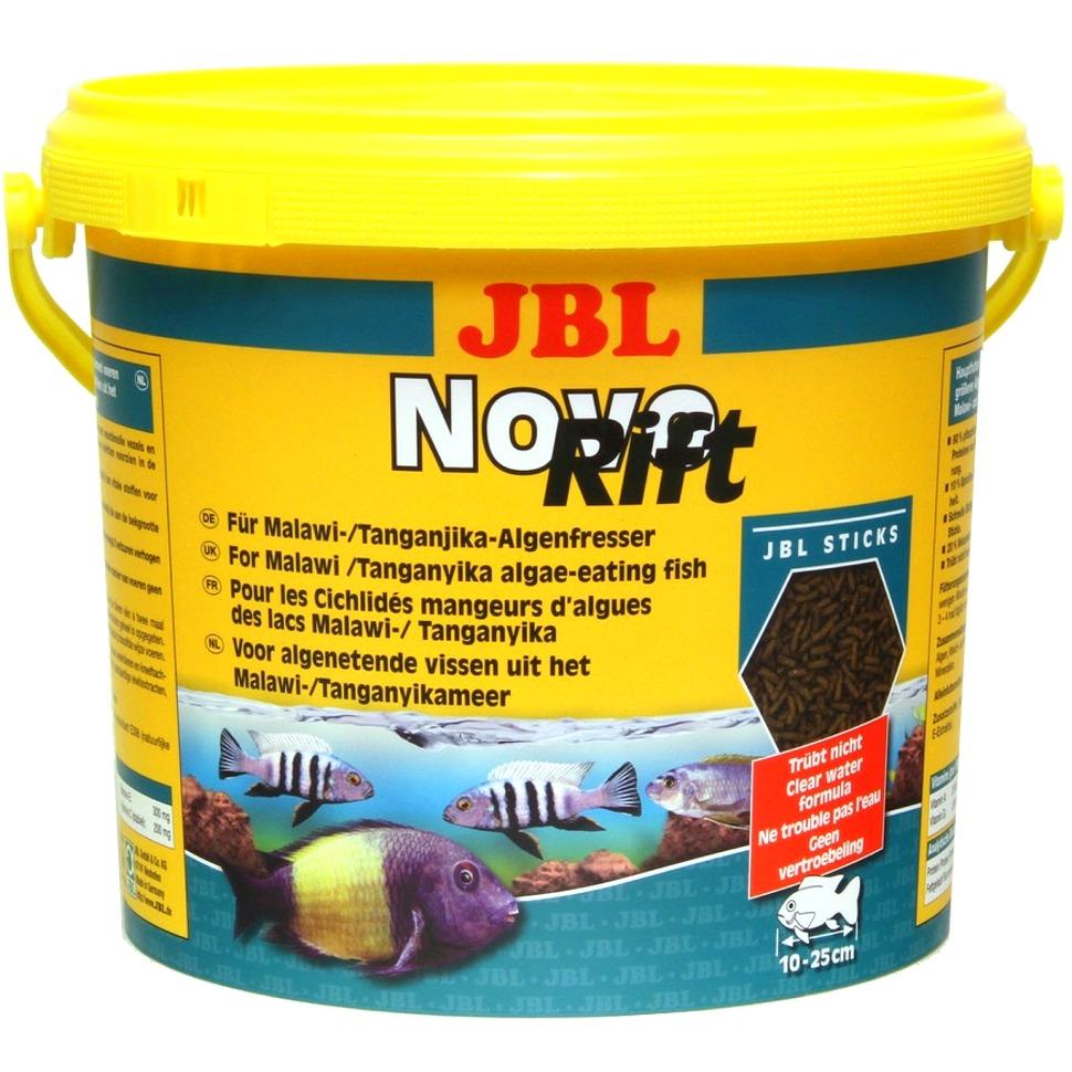 JBL NovoRift 5,5 L pour cichlidés d\'Afrique de l\'est