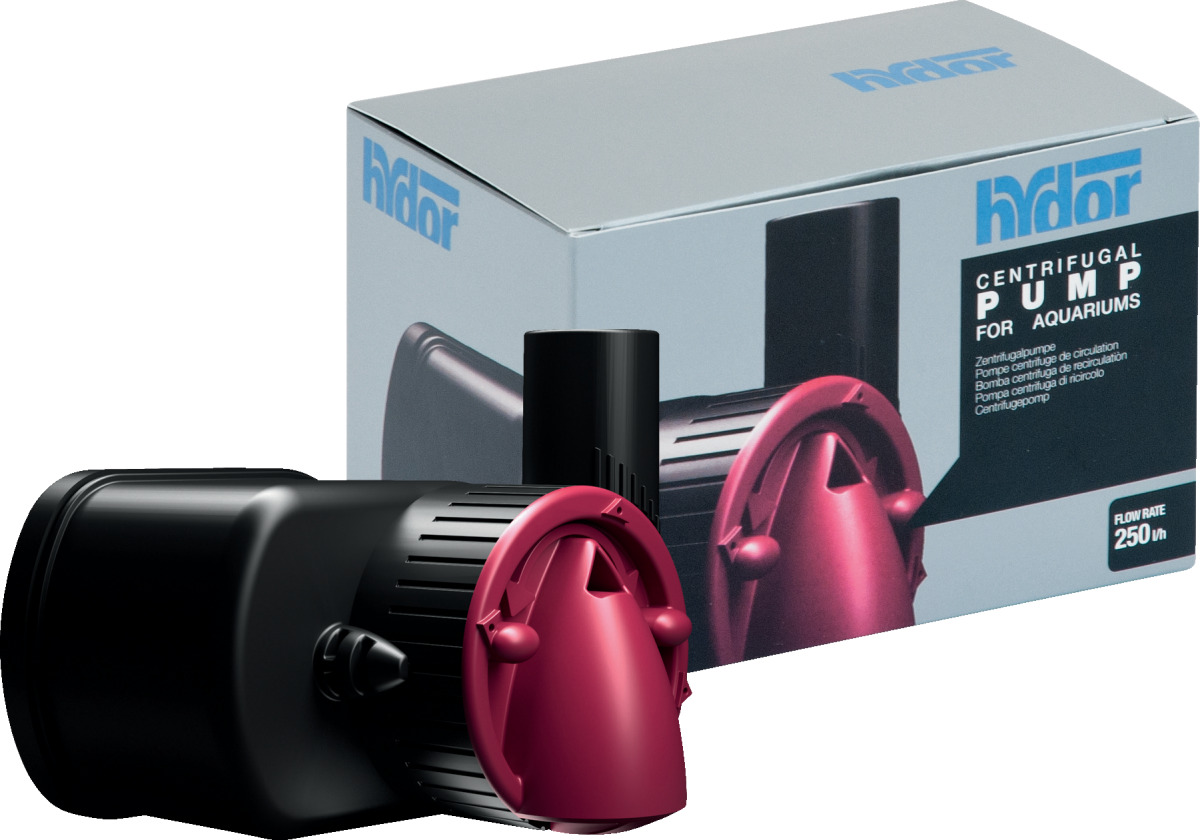 HYDOR Pico 250 mini pompe universelle 250 L/h pour aquarium