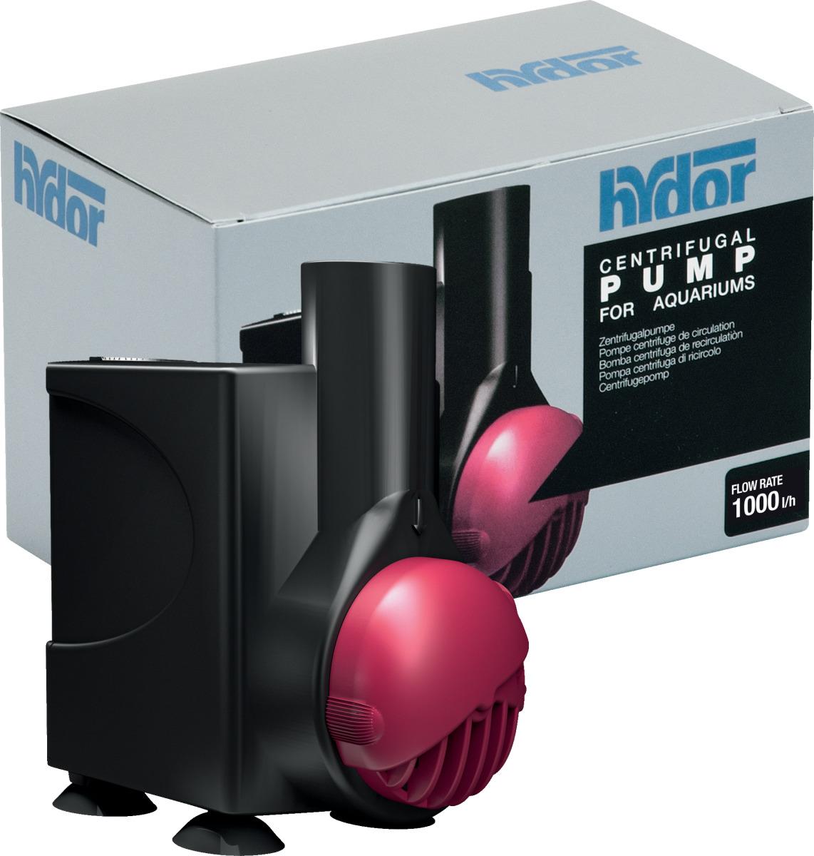 HYDOR Pico 1000 mini pompe universelle 1000 L/h pour aquarium