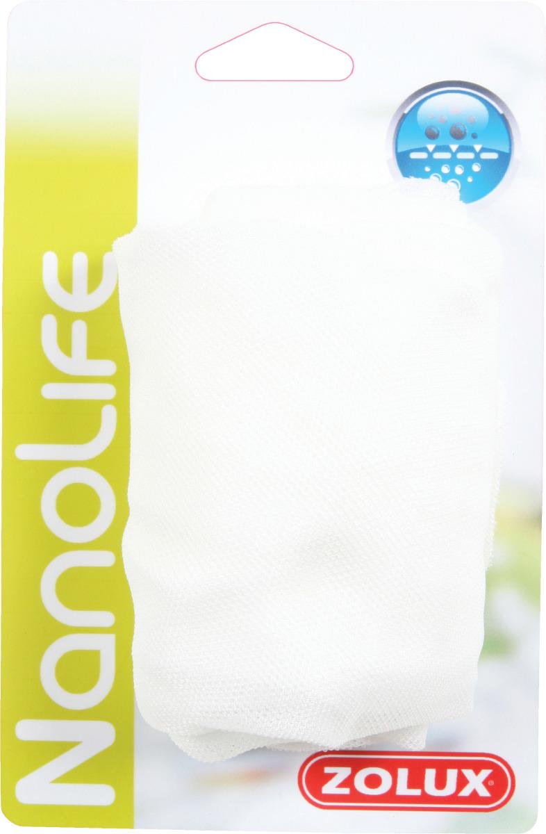 ZOLUX Lot de 2 sacs de filtration en nylon pour un volume de 4 à 6 L de masse filtrante