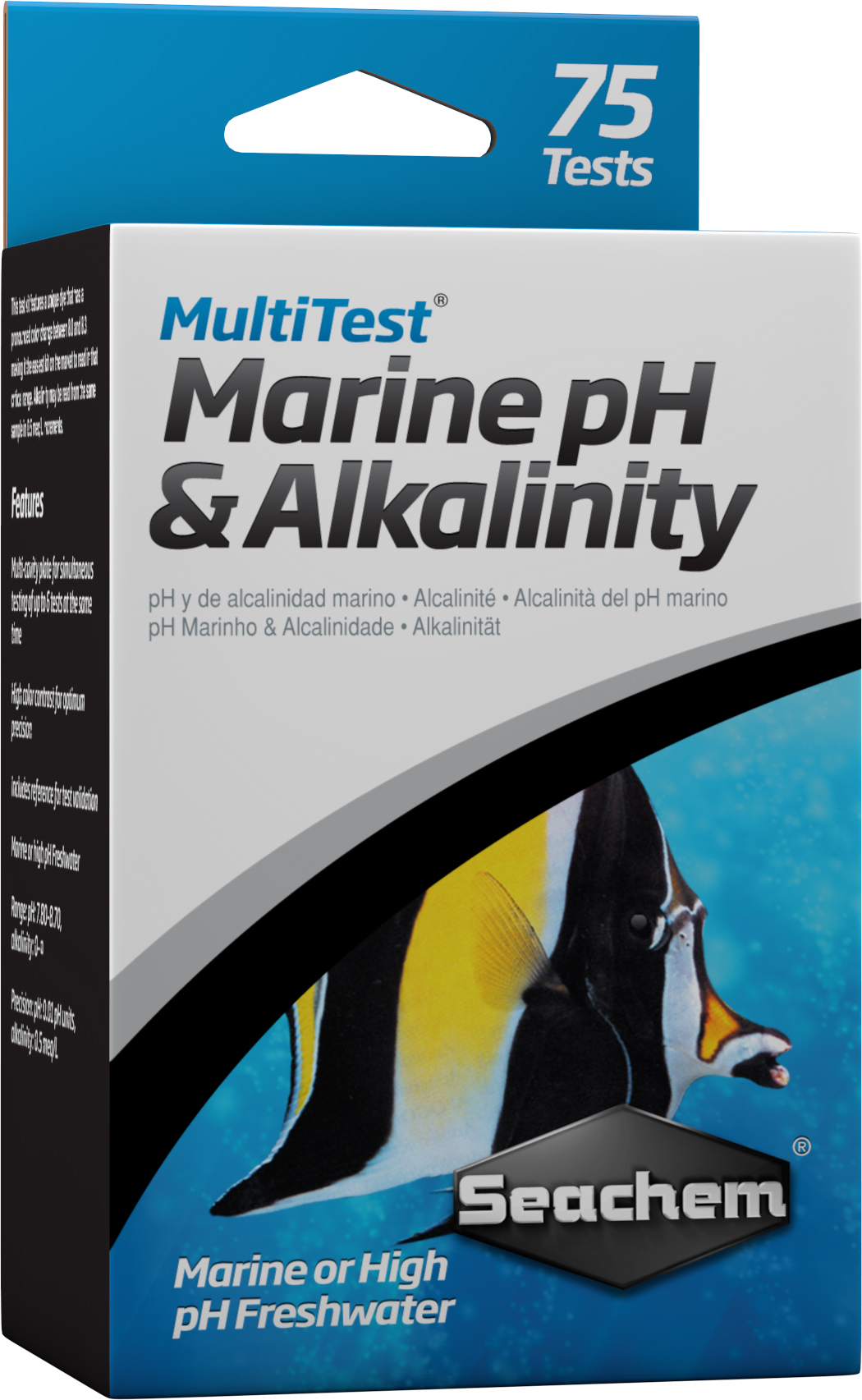 MT-Marine pH & Alkalinity
