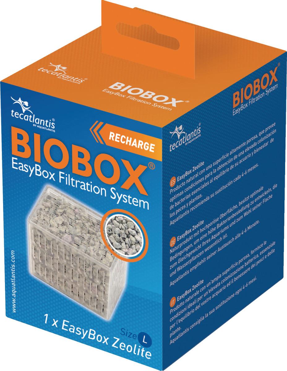 AQUATLANTIS EasyBox Cartouche Zéolite L pour filtre Biobox 2 et 3