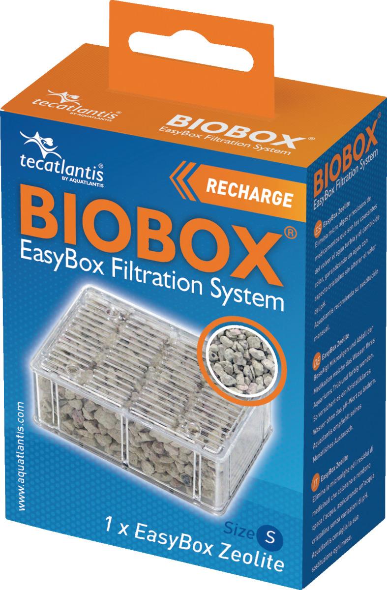 AQUATLANTIS EasyBox Cartouche Zéolite S pour filtre Biobox 1