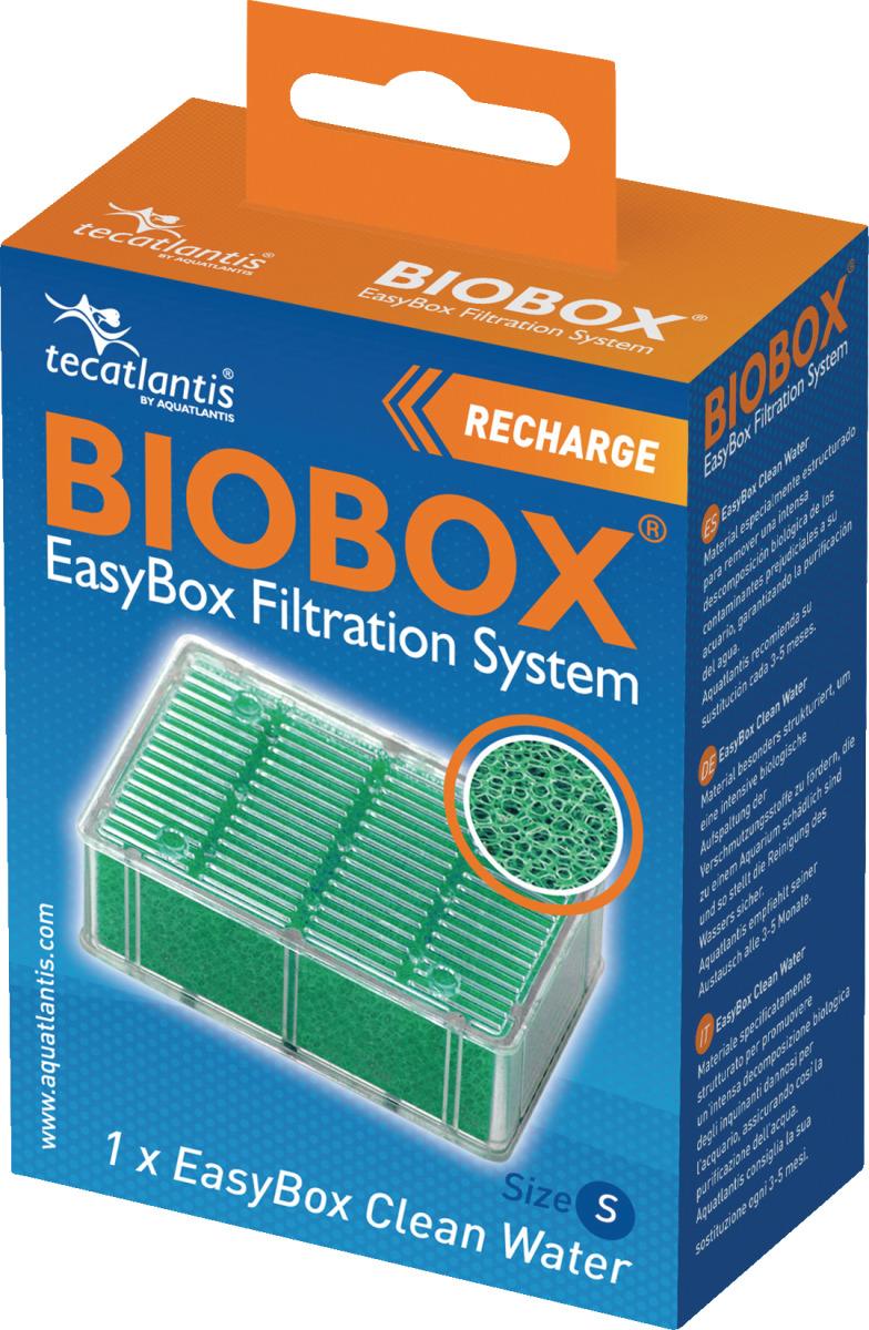 AQUATLANTIS EasyBox Cleanwater S mousse anti-algues pour filtres Biobox 1