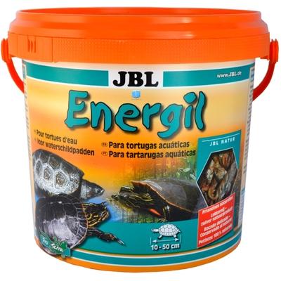 JBL Energil 2,5 L gourmandises à base de poissons et crustacés pour tortues d'eau