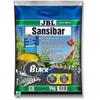 JBL Sansibar Black substrat de sol naturel noir pour aquariums. Conditionnement 5 Kg ou 10 Kg