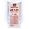 Solution d'étalonnage pH 4.01 20ml Milwaukee pour le calibrage des électrodes pH et pH-mètre toutes marques