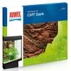 JUWEL Cliff Dark plaque de fond 3D 60 x 55 cm pour l'habillage de la vitre arrière de votre aquarium