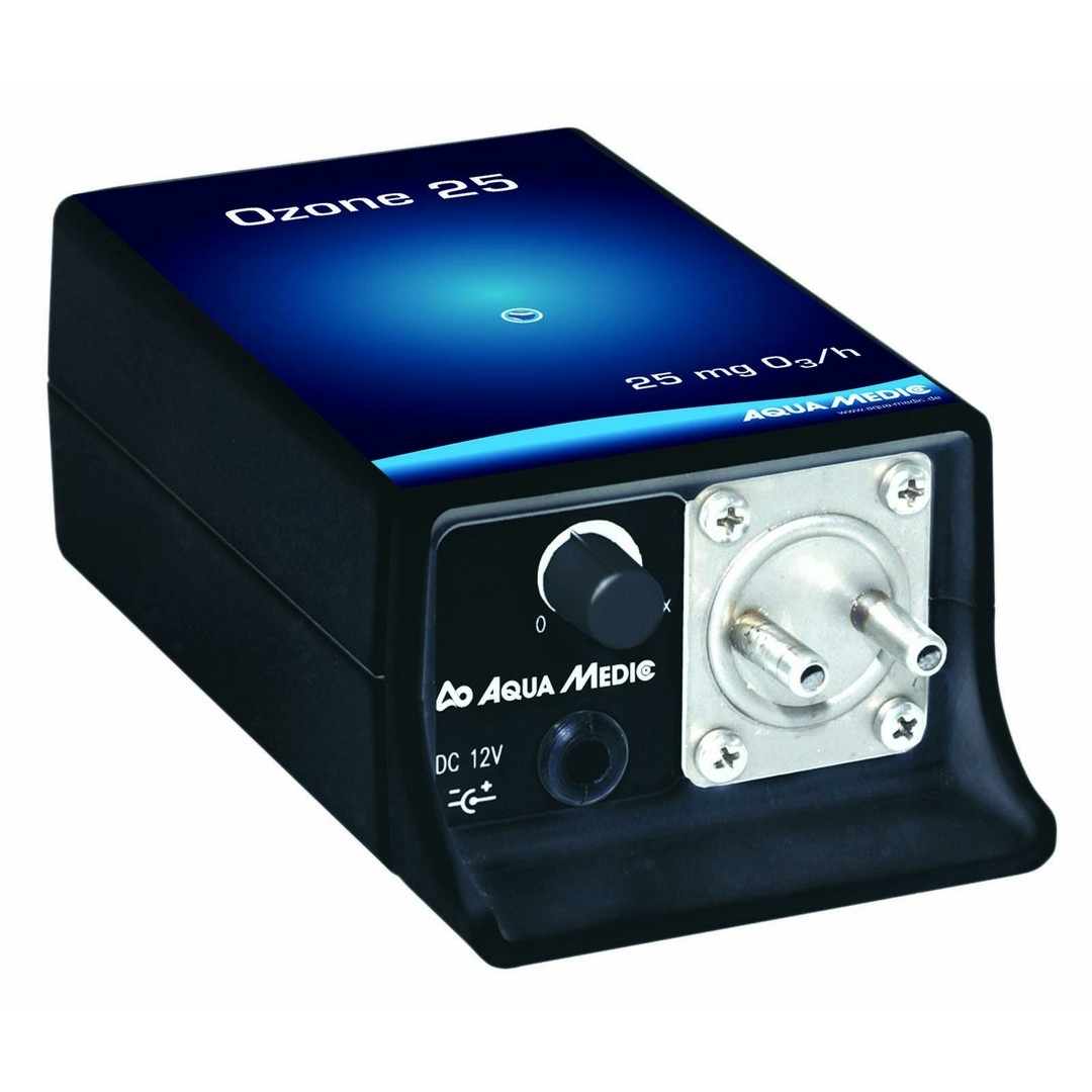 aqua medic ozone 25 g n rateur d 39 ozone pour aquarium marin. Black Bedroom Furniture Sets. Home Design Ideas