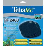 TETRA BF 2400 lot de 2 mousses filtrantes pour filtre externe Tetra EX 2400
