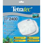 TETRA FF 2400 lot de 2 ouates filtrantes pour filtre externe Tetra EX 2400