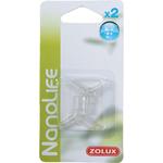 ZOLUX NanoLife Lot de 2 raccords en Y pour tuyau d'air 4/6 mm