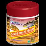 OCEAN NUTRITION Cichlid Omni Flocons 34 gr. nourriture pour Cichlidés omnivores comme les Scalaires, Discus et autres Ciclidés d'Amérique du Sud