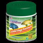 OCEAN NUTRITION Cichlid Vegi Flocons 34 gr. nourriture pour Cichlidés africains et autres poissons d'eau douce végétariens