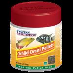 OCEAN NUTRITION Cichlid Omni Granulés Medium 100 gr. nourriture pour les Cichlidés piscivores et omnivores d'Afrique et d'Amérique du Sud.