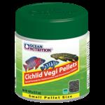 OCEAN NUTRITION Cichlid Vegi Granulés Small 100 gr. nourriture pour Cichlidés africains et Cichlidés d'Amérique du Sud végétariens