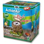 JBL ActionAir Flint's Compass diffuseur original représentant une boussole animée au passage de l'air