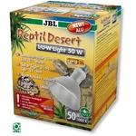 JBL ReptilDesert L-U-W Light alu 50W spot HQI en aluminium pour la reproduction du soleil en terrarium de type désertique