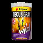 TROPICAL Discus Gran Wild 1L nourriture multi-ingrédients en granulées avec algues, krill et fruits pour Discus